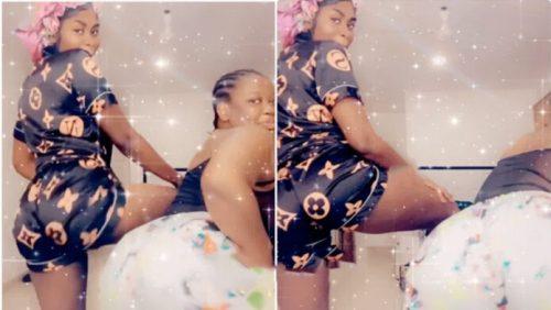 Shugatiti N Yaa Jackson's Atopa Hot Tw.3.rks (Video Below)