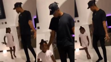 Photo of Video Of Sarkodie's Daughter Titi And Rapper EL Trends Online