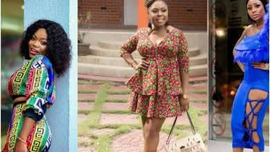 Photo of Akuapem Poloo Rise Again – Afia Schwar is so cheap, she wears 4ghc dresses – Watch