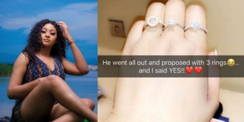 Chichi Eze, Cute Nigerian Lady Allegedly Killed By Jealous Friends After Her Rich Boyfriend Proposed To Her