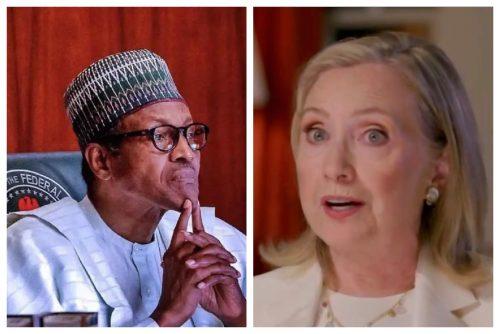 Hillary Clinton Message To President Buhari - Stop Killing EndSARS Protesters