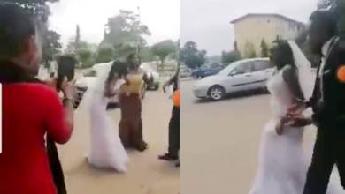 Photo of Husband To Be In Trouble As Bride Decides Not To Marry Again After Finding Out He Slept With Her Friend – Video