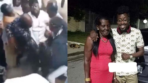 Legend Beenie Man Raced To The Hospital After Fainting At His Mother's Funeral - Video