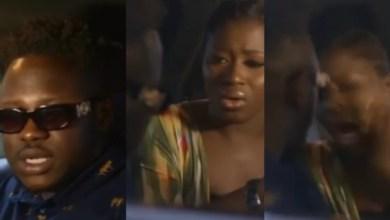 Photo of Reason Why Medikal Slapped Fella Makafui After Cheating – Watch Video