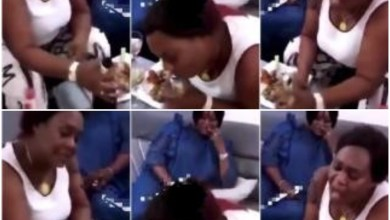 Photo of What This Naughty grandma Suck During Her Birthday Will Woow You – Video