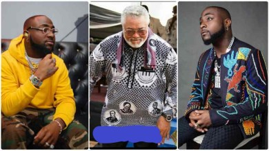 Photo of Davido – This Is Why I Love JJ Rawlings – Watch N Read