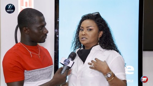 Nana Ama McBrown warns fans - I Don't Ask Or Beg 4 Cash On Social Media (Watch Video)