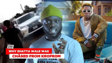 Photo of Reason Why Shatta Wale Was Chased Out Of Krofrom Revealed – Video