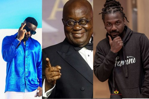 Sam George - Samini and Sarkodie were paid GHC 500k to endorse Akufo-Addo