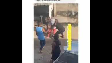 Photo of Wife's Lover Beats Up Husband After Sleeping With Her – Video