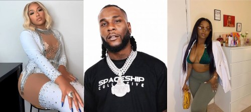 Burna Boy Accused Of Cheating With JoPearl On Stefflon Don - Video