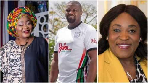 Christiana Awuni - I'll quit acting if Ayorkor Botchwey doesn't apologize To Actors (Video)