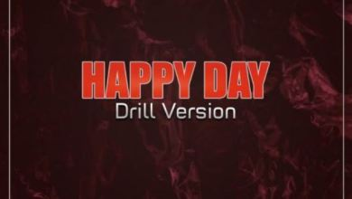 Photo of DJ Shiwaawa Ft Kuami Eugene & Sarkodie – Happy Day (Drill Version)