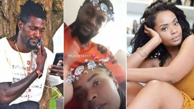 """Photo of Emmanuel Adebayor Tell Fans How Dillish Mathews Cheated On Him With Her """"Rich Uncle"""" – Watch N Read"""