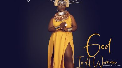 Photo of Eno Barony – God Is A Woman Ft Efya (Prod By Hypelyrix)