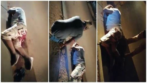 Husband Shoots Cheating Wife's Boy Several Time On His Bortoss - Video