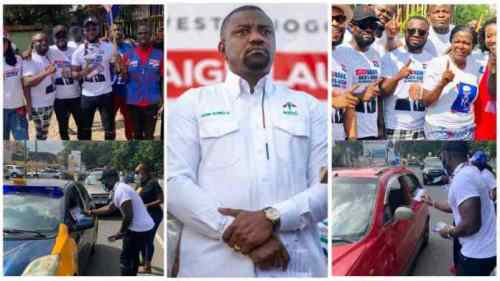 See The Top Actors That R Campaigning Against John Dumelo - Video