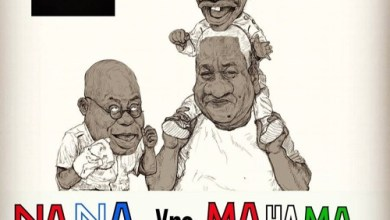 Photo of Shatta Wale – Nana Vs Mahama (Prod By Willisbeatz)