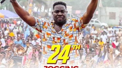 Photo of Stay Jay – 24 Jogging (Prod By Forqzy Beatz)