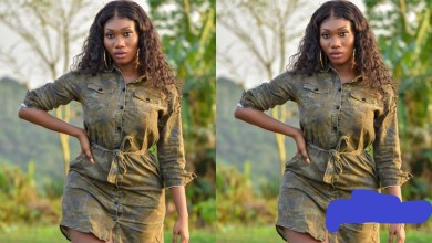Photo of Wendy Shay Curses A Fan Who Compared Her To Ebony – You Will Die (Read)