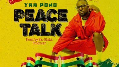 Photo of Yaa Pono – Peace Talk (Prod By Mr Blakk Producer)