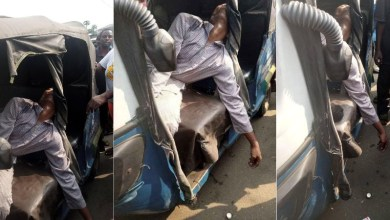 Photo of 34-Year-Old Tricycle Driver Commits Suicide By Drinking Poison Publicly In Delta – Video