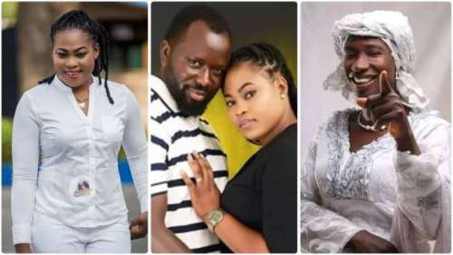 Cecilia Marfo orders Singer Joyce Blessing After Snatching Her Microphone On Stage - Return to your husband – Video