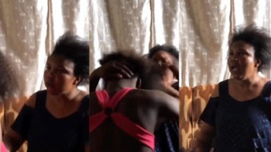 Photo of Girl Beating Up By Mom After Pranking Her With Pregnancy – Video