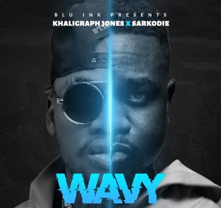 Khaligraph Jones - Wavy Ft Sarkodie