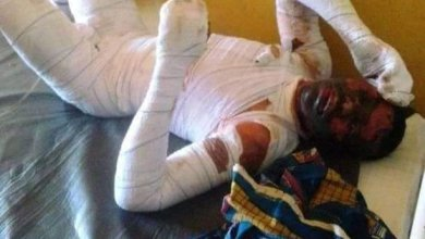 Photo of Lady Sets Boyfriend Ablaze 4 Reportedly Paying A Girls Bride Price – Watch
