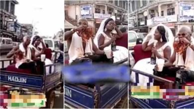 Photo of New Couple Enjoy Their Honeymoon In Aboboyaa – Video Trends