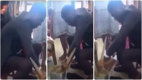 UCC Student Run Away From Lectures To Prepare Konkonte 4 Girlfriend, Felica Addy - Watch