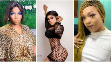 Photo of Bobrisky In Shock After Popular Cameroon Crossdresser Was Arrested 4 Practicing Homos£xuality – Video