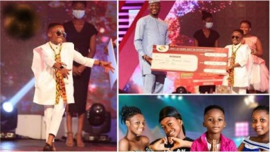 Photo of Akwadaa Nyame Take The Crown As Talented Kids Season 12 Winner – Watch