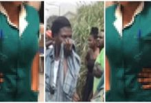 Photo of Kumasi Nurse Who Went Missing Seen Without Tongue N Fingers – Watch