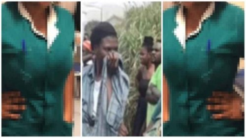 Kumasi Nurse Who Went Missing Seen Without Tongue N Fingers - Watch
