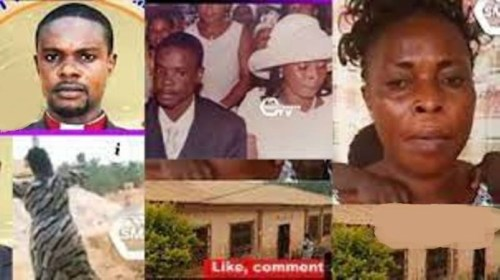 Pastors Wife Locked Down His Church After Catching Him With Girlfriend In A Secret Wedding - Video Below
