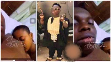 Photo of Shatta Bandle Reacts To His Viral B3droom With Under 18 Year Old Girl – Video Below