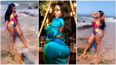 Photo of Is Der Any Big Huge Tundra Like Moesha Boduong's Own? Watch How She Trends Again In A Grand Style – Video