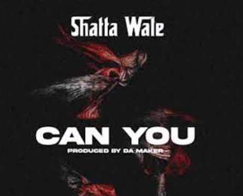 Shatta Wale – Can You (Prod By Da Maker)