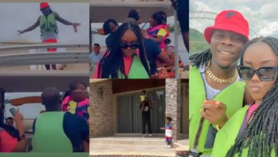 Photo of Stonebwoy's Lovely Wife Dr Louisa Releases Family Love Video Online – Watch