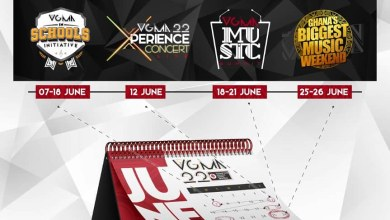 VGMA TAKES OVER THE MONTH OF JUNE!!