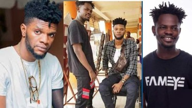 Photo of Ogidi Brown Warns Fameye – Never Claim Any Video Or Song I Produced 4 U Else – Watch