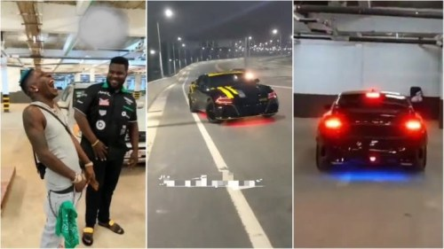 Shatta Wale - I Was The 1st Ghanaian Musician To Customize My Car - Video Below