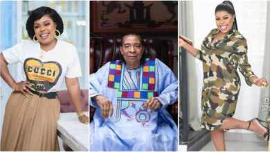Photo of Afia Schwar Reportedly Cursed By Apostle Kwadwo Sarfo 4 Insulting Him – Watch