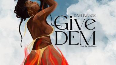 Dahlin Gage – Give Dem (Prod By KlasikBeatz)