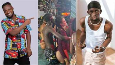 Photo of Funny Face Advices Black Sherif After Being Seen With Big Curvy Asss – Big Buttocks Will Kill You (Watch)