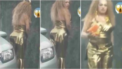Photo of Girl Seen In Video Urinating Like A Dude On A Wall Trends – Watch Now