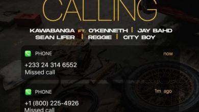 Kawabanga – Calling Ft O'Kenneth x Jay Bahd x Sean Lifer x Reggie & City Boy