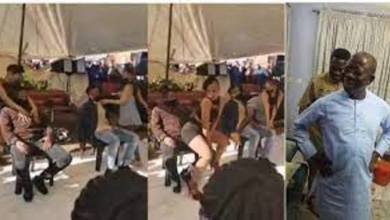 Photo of Strippers Storm Funeral Ground To Release Sugar On Mourners – Video